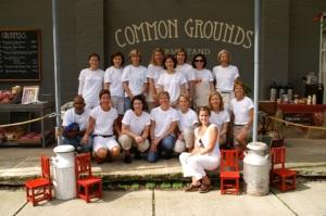 CGFS volunteers